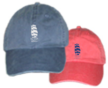 Tall Ships Washed Cap