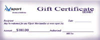 Tall Ships Gift Certificate